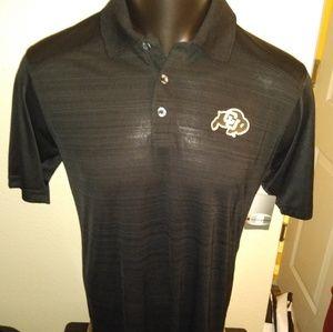 Colorado Buffaloes Champion Dri Fit Polo Shirt
